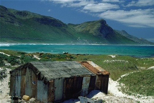 Photo de la ville du Cap (Afrique du Sud)
