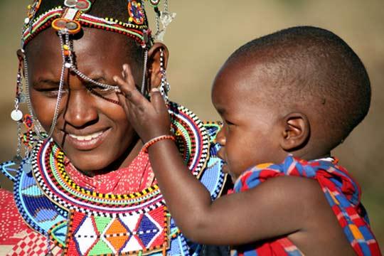 Safari photo Masai Mara