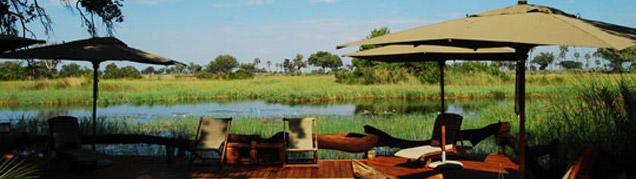 Safari Botswana luxe