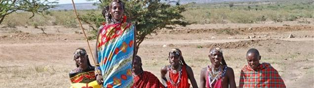 Safari Masai Mara luxe