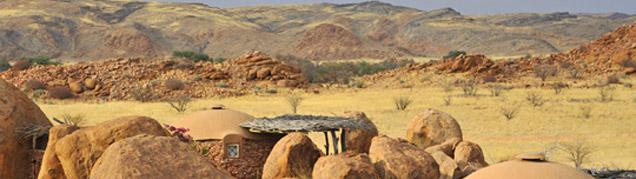 Safari Namibie luxe