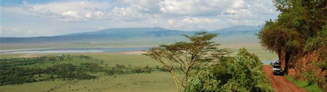 Safari Ngorongoro luxe